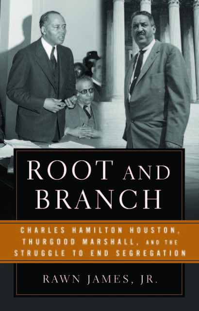 Root and Branch, J.R., Rawn James