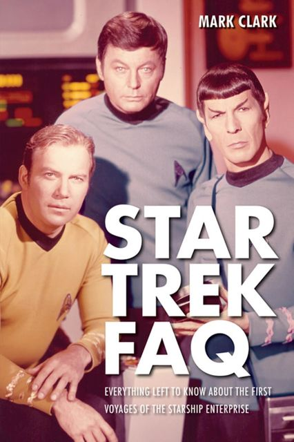 Star Trek FAQ, Mark Clark