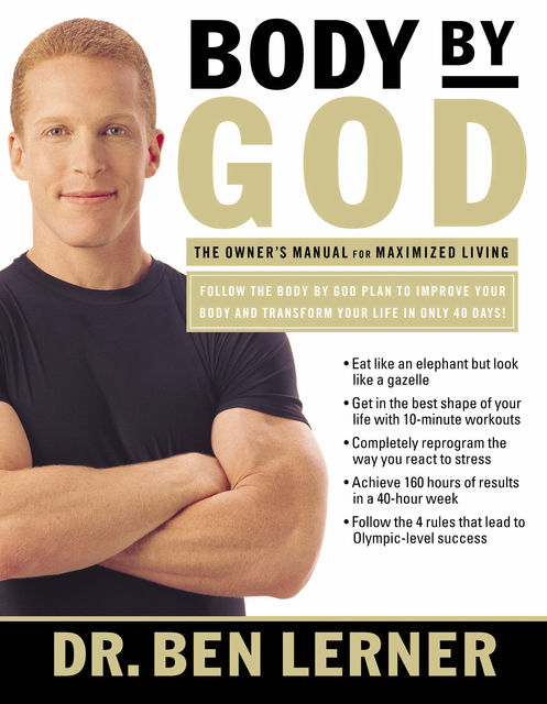 Body by God, Ben Lerner