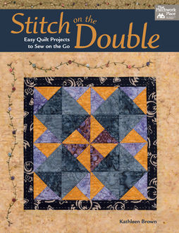 Stitch on the Double, Kathleen Brown