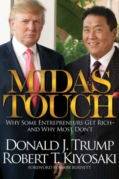 Midas Touch, Robert Kiyosaki, Donald Trump