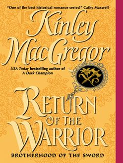 Return of the Warrior, Kinley MacGregor