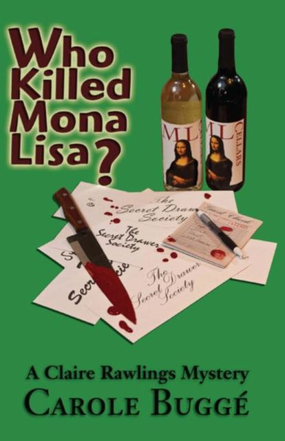 Who Killed Mona Lisa, Carole Buggé