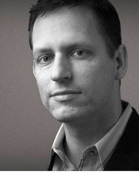 The Challenge of the Future, Peter Thiel