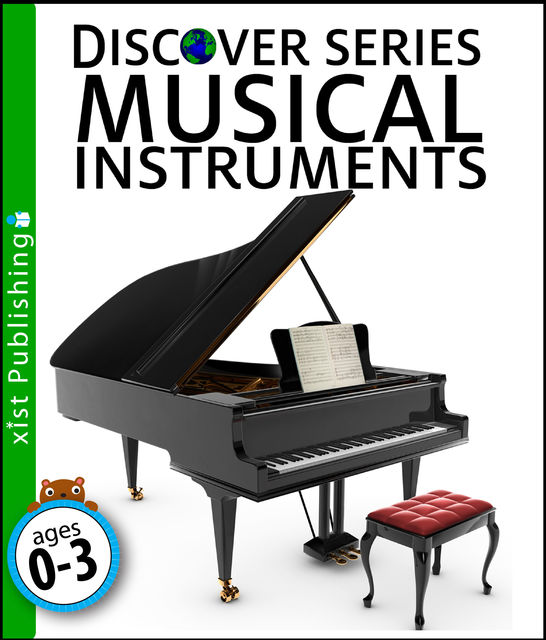 Musical Instruments, Xist Publishing