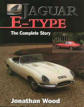 Jaguar E Type, Jonathan Wood