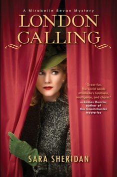 London Calling, Sara Sheridan
