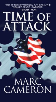 Time of Attack, Marc Cameron