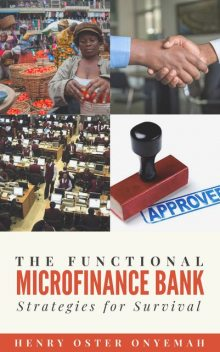 The Functional Microfinance Bank, Henry Oster Onyemah