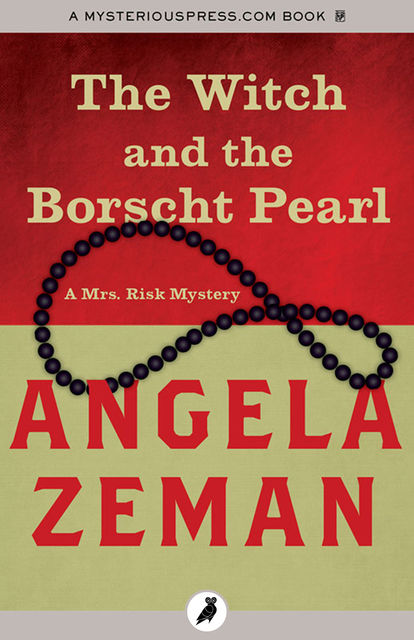 The Witch and the Borscht Pearl, Angela Zeman