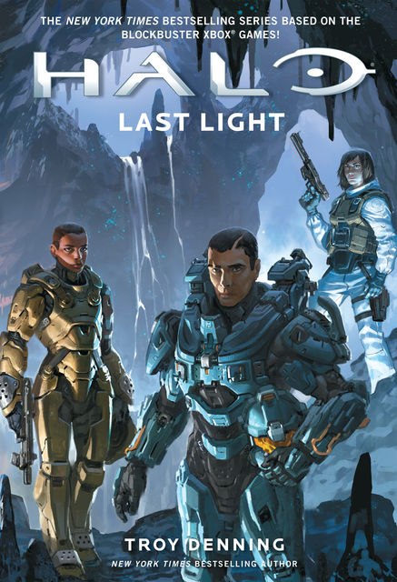 Halo: Last Light, Troy Denning