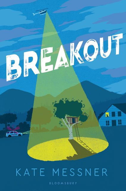 Breakout, Kate Messner