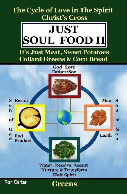 Just Soul Food Ii: The Cycle of Love in the Spirit Chrst's Cross: Its Just Meat, Sweet Potatoes Collard Greens & Corn Bread, Ron Carter