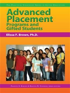 Advanced Placement Programs and Gifted Students, Frances A. Karnes