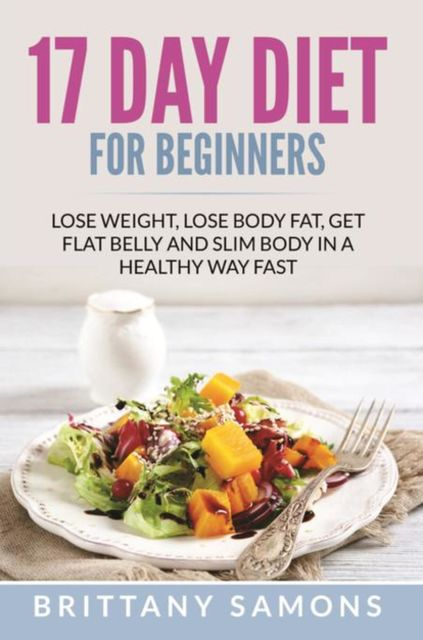 17 Day Diet For Beginners, Brittany Samons