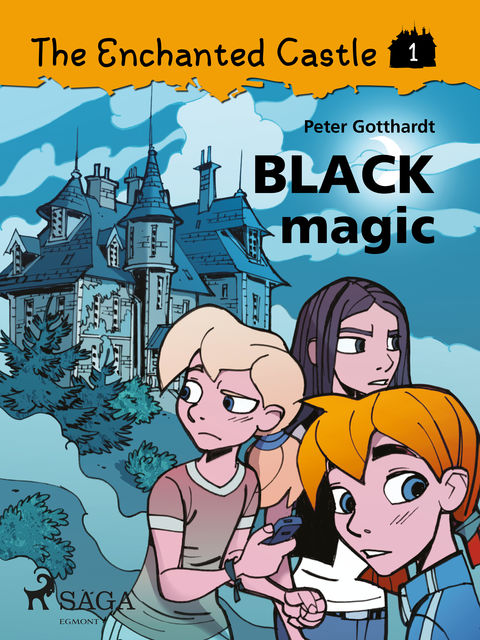 The Enchanted Castle 1 – Black Magic, Peter Gotthardt