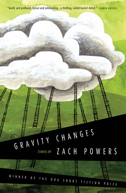 Gravity Changes, Zach Powers