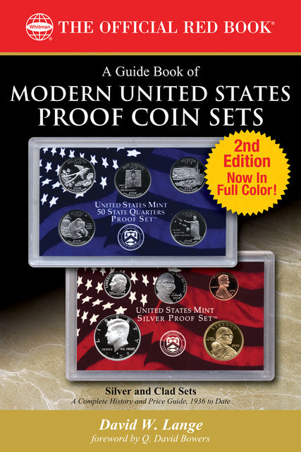 A Guide Book of Modern United States Proof Coin Sets, David W.Lange
