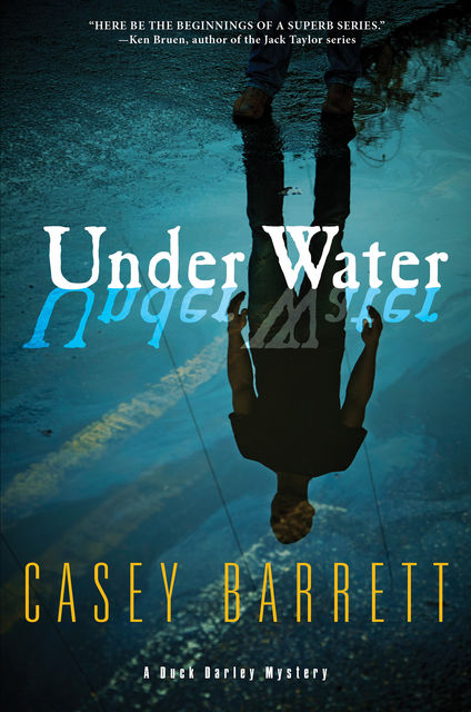 Under Water, Casey Barrett