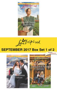 Harlequin Love Inspired September 2017-Box Set 1 of 2, Marta Perry, Belle Calhoune, Lisa Carter