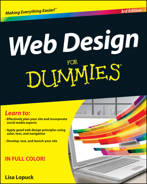 Web Design For Dummies, Lisa Lopuck