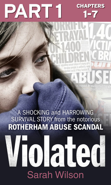 Violated: Part 1 of 3, Sarah Wilson
