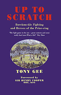 Up to Scratch, Tony Gee