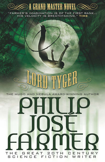 Lord Tyger, Philip José Farmer, Joe Lansdale