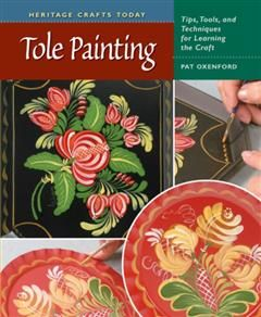 Tole Painting, Pat Oxenford