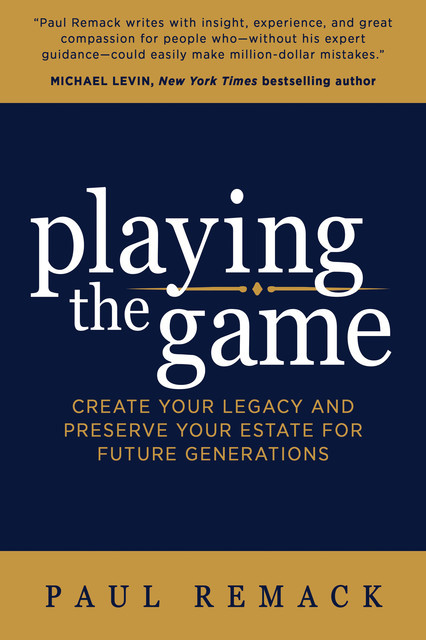 Playing the Game, Paul Remack