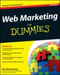 Web Marketing For Dummies, Jan Zimmerman