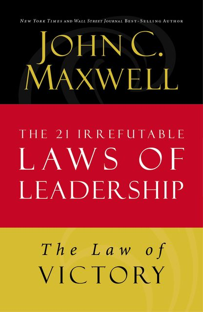 The Law of Victory, Maxwell John