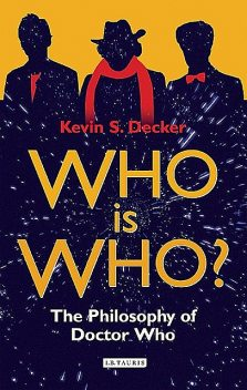 Who is Who, Kevin S. Decker