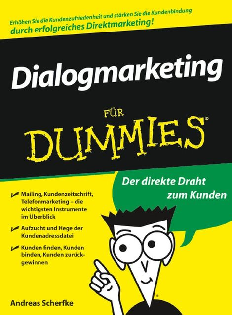 Dialogmarketing fr Dummies, Andreas Scherfke