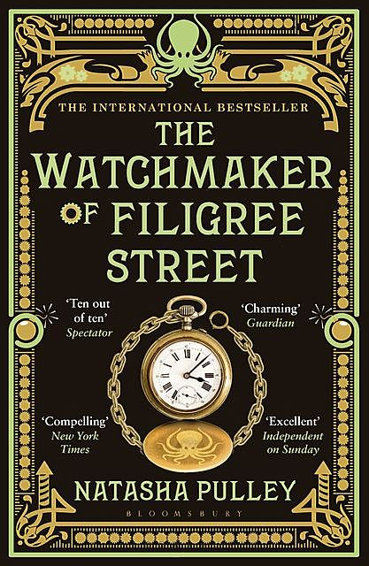 The Watchmaker of Filigree Street, Natasha Pulley