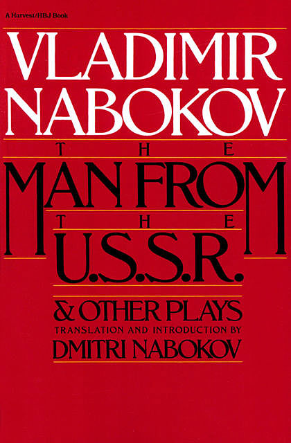 The Man From the U.S.S.R, Vladimir Nabokov