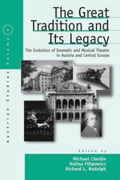 The Great Tradition and Its Legacy, Halina Filipowicz, Michael Cherlin, Richard L. Rudolph