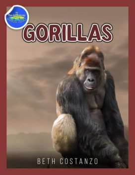 Gorilla Activity Workbook ages 4–8, Beth Costanzo