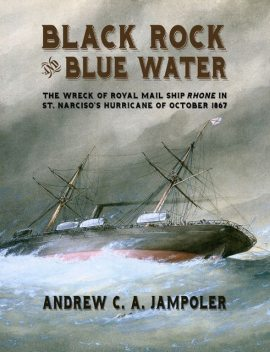 Black Rock and Blue Water, Andrew C. Jampoler