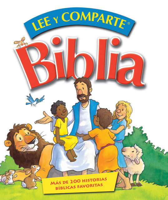 Biblia lee y comparte, Gwen Ellis