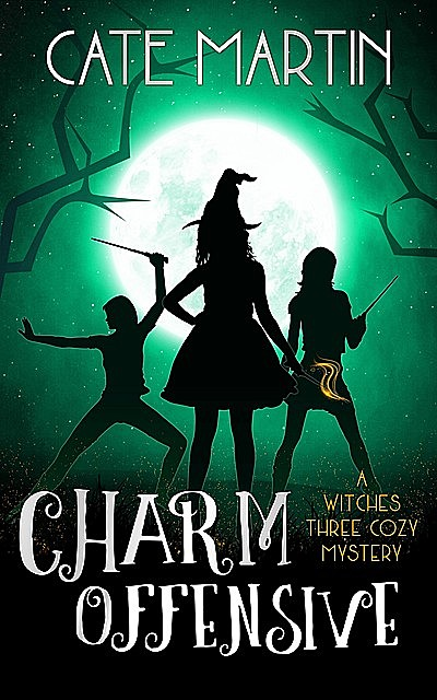 Charm Offensive, Martin Cate