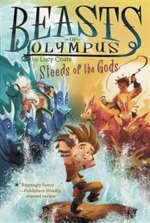 Steeds of the Gods #3, Lucy Coats