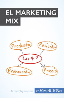 El marketing mix, 50MINUTOS. ES
