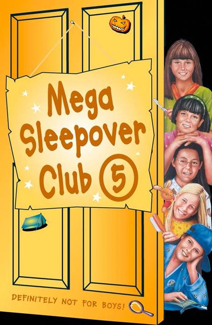 Mega Sleepover 5 (The Sleepover Club), Fiona Cummings, Louis Catt