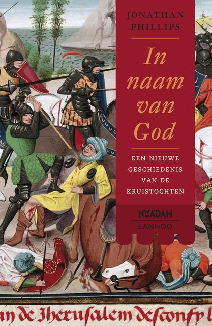 In naam van God, Jonathan Phillips