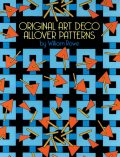 Original Art Deco Allover Patterns, William Rowe