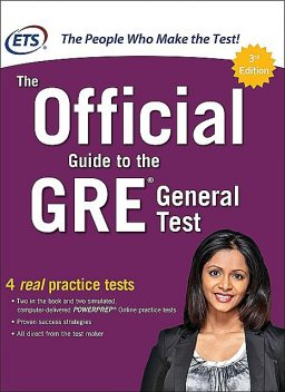 The Official Guide to the GRE General Test, Educational Testing Service