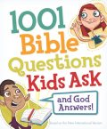 1001 Bible Questions Kids Ask, Zondervan