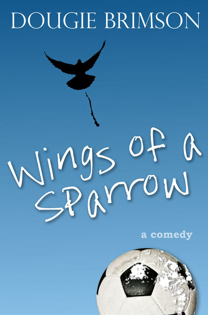 Wings of a Sparrow: A comedy about football, fortune and a fanatical fan, Dougie Brimson