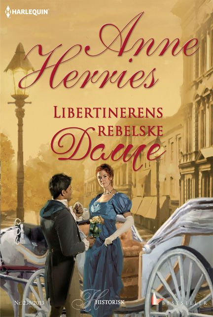 Libertinerens rebelske dame, Anne Herries